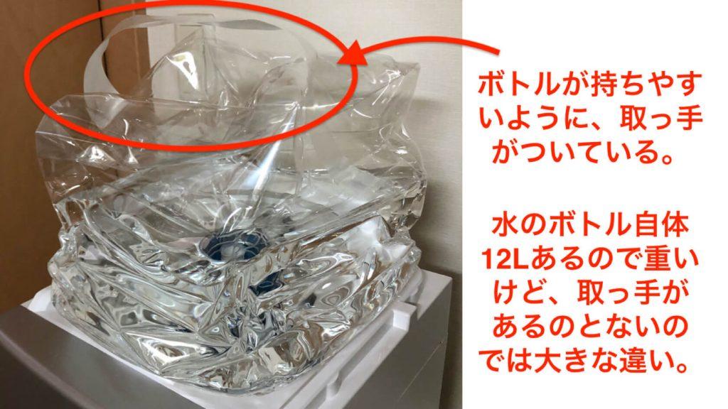 水のボトル12L